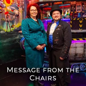 Message from the Chairs