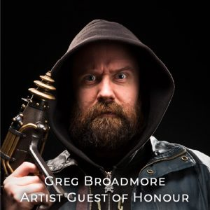 Greg Broadmore - New Zealand Artist Guest of Honour