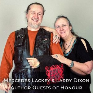 Mercedes Lackey and Larry Dixon - Author Guests of Honour