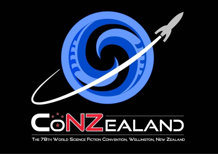 CoNZealand: The 78th World Science Fiction Convention, Wellington, New Zealand.